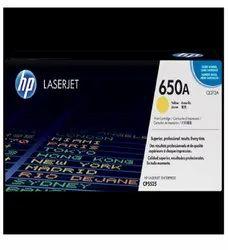 CE272A HP Laserjet Toner Cartridge