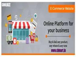 Personal/Portfolio Website E Commerce Service