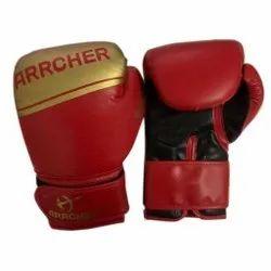 印花衬垫Littelon填充夹具拳击手套,尺寸:中等