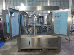 3600 BPH CSD PET Bottle Filling Machine