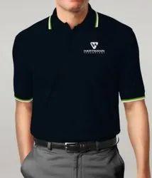 Formal Wear Printed Stylish Corporate T Shirt