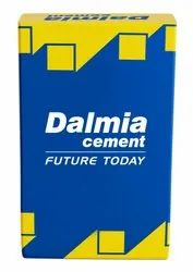 Dalmia OPC, Packaging Type: PP Bag (Blue and Yellow), Packaging Size: 50 Kg