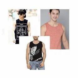 Stylish Sleeveless T Shirt