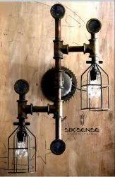 Six Sense Decorative Wall Mounted Lamp