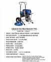 Graco Airless Machine Ultra Max II 795