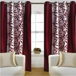 Stylish Polyester Printed Curtain