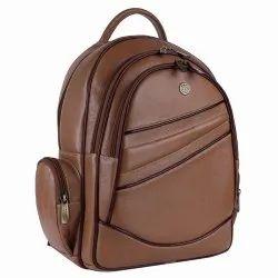 Hammonds Flycatcher Genuine Leather 15.6 Inch Laptop Backpack BCK120BS