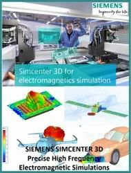 Siemens Simcenter Electromagnetic Simulations : High- Frequency Electromagnetic Simulations Software