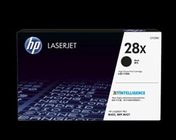 28XC HP Laserjet Toner Cartridge
