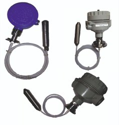 Flexible, Rigid  Capacitance Level Transmitter