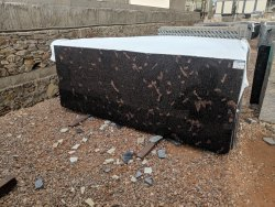 Fish Brown Granite