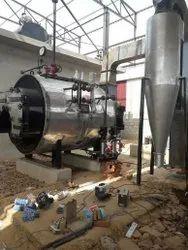 5 Ton IBR Steam Boiler