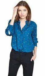 Branded Export Surplus Ladies Shirts