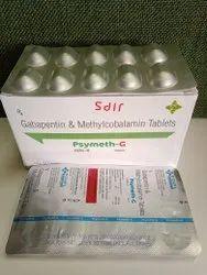 Gabapentin 300mg with Methylcobalamin 500mg (Psymeth G)