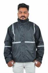 Winter Jackets/ Normal Rain & body Warmer Far/Taffeta with 1