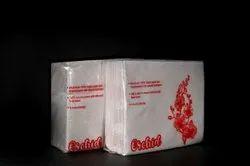 Hard Tissue Paper Napkin, Packet