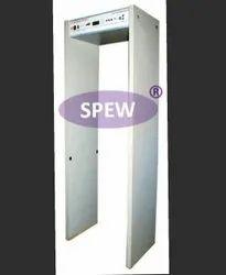 SPEW Door Frame Metal Detector