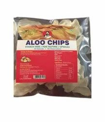 Non Fried Dehydrated Aloo Chips