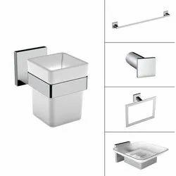 Whole Square Bath Accessories  For Home, Size: Medium