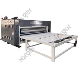 Semi Automatic Flexo Printer Slotter Die- Cutter