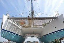Catamarine Repairing