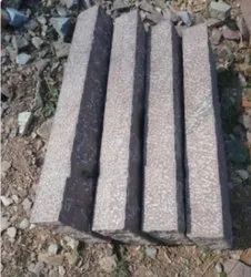 Outdoor RED Grey Kerb Stone, For Landscaping