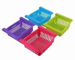 Adjustable Fridge Basket (Set Of 4)