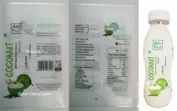Customized Shrink Sleeve Label / Shrink Labels