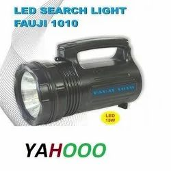 Rechargeable LED Search Light Fauji 1010