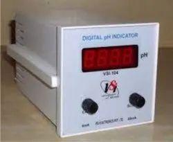 Digital On line pH Indicator