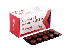 Dicyclomin & Mefnamic Tablet