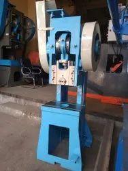 Semi Automatic Power Press Machine