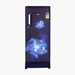 4 Star Blue Whirlpool Single Door Refrigerator, Model Name/Number: Icemagic Pro, Capacity: 200 Liter