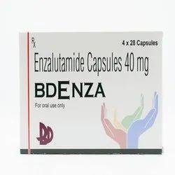 Bdenza (Enzalutamide 40 Mg)
