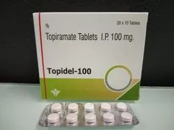 Topirate Tablets I.P. 100 MG.