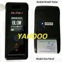 Alcopatrol Breath Alcohol Analyzer With Printer