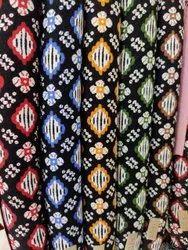 Printed Cotton Running Nighty Fabrics
