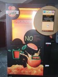 Automatic Juice Vending Machine