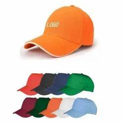 Unisex Customized Printed Promotional Caps