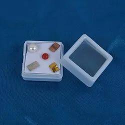 Panchdhatu Material Box Big Size Stone For Pooja