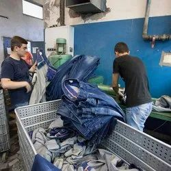 Cotton Dyeing Services