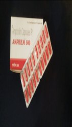 Ampicillin 500 mg capsules