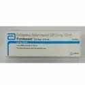 Fondazest 2.5 Mg/0.5 Ml ( Fondaparinux Sodium Injection )