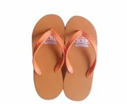 KSP Daily Wear Plain EVA Ladies Slipper, Size: 4 Ind
