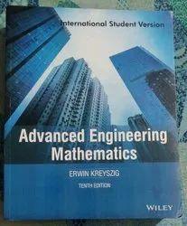 Advanced Engineering Mathematics 10th Ed Book By Kreyszig