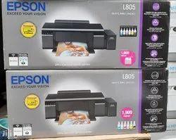 Inktank Epson L805 Printer, Paper Size: A4