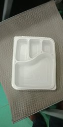 SGPP 4cp Meal Trays With Lid