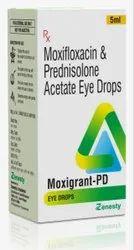 Moxifloxacin Prednisolone Acetate Eye Drops