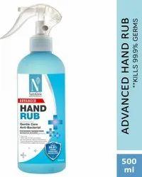500 ml Hand Sanitizer In Spray Bottle