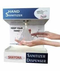 Automatic Spray Hand Sanitizer Dispenser